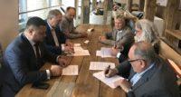 Підписання Меморандуму про наміри щодо співпраці